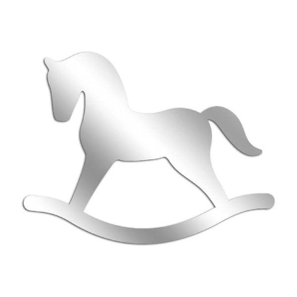Dekorativní zrcadlo Running Horse