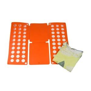 Oranžová podložka na skládání triček JOCCA