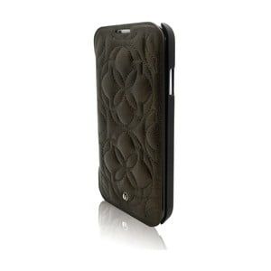 Obal na Samsung Galaxy S4 Metallic Quilted