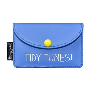 Modrá kapsička na sluchátka Happy Jackson