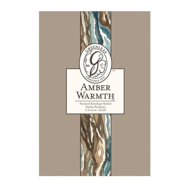 Sáček s vůní Greenleaf Amber Warmth
