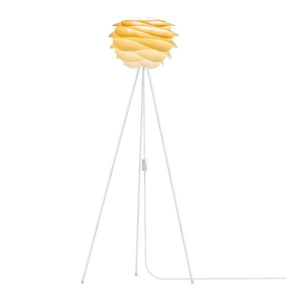 Žluté svítidlo VITA Copenhagen Carmina, Ø32cm