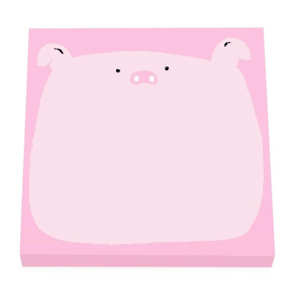 Set post-it-uri Ohh Deer Cute Piggle