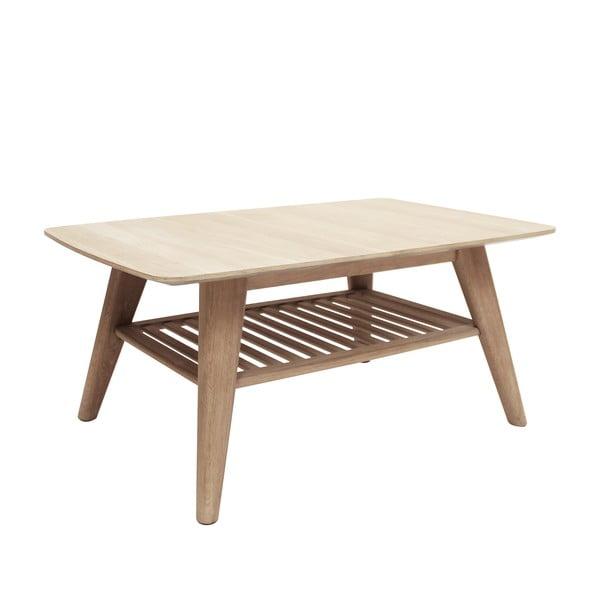 Konferenční stolek Canett Maxima, světlá deska