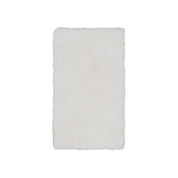 Koupelnová předložka Spotlight White, 65x110 cm