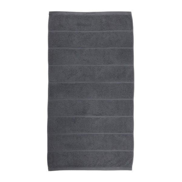 Ručník Adagio Dark Grey, 55x100 cm