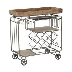 Servírovací vozík s úložným prostorem Mauro Ferretti