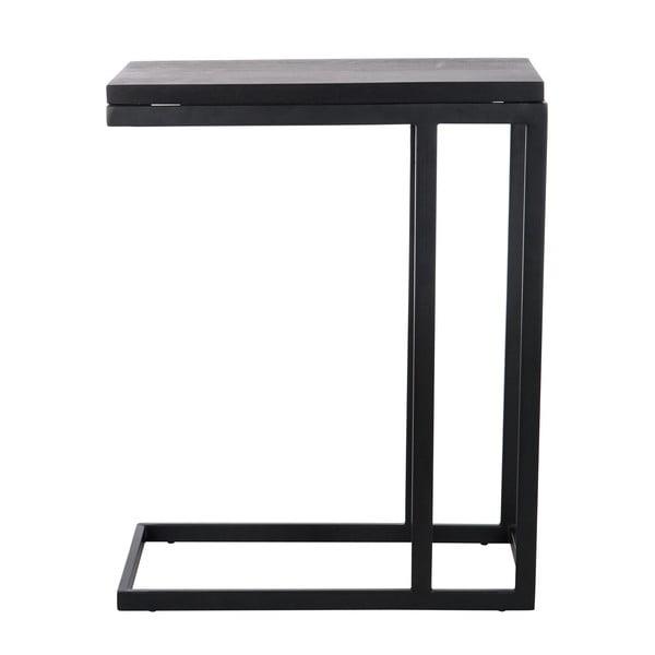 Odkládací stolek Side Black