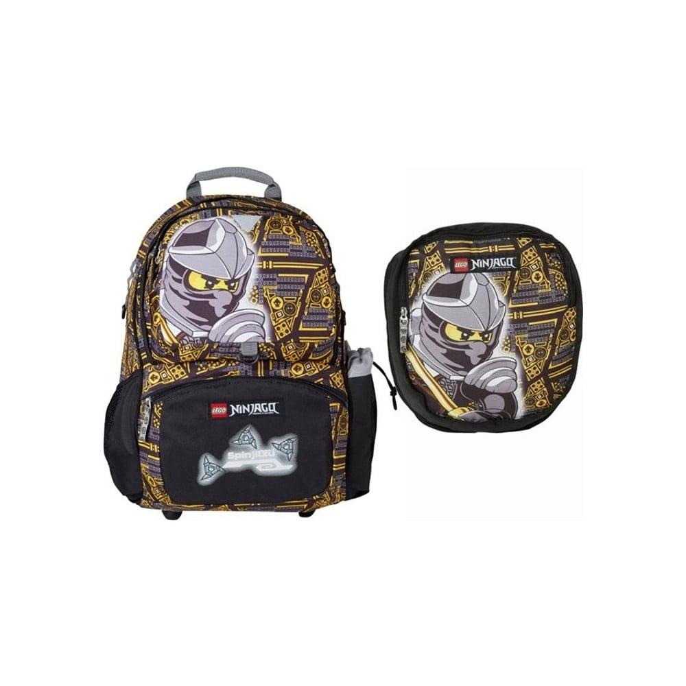 c7f67ff39d Školní batoh s taštičkou LEGO® Ninjago Cole Freshmen ...