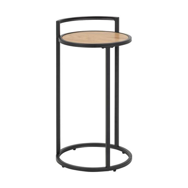 Seaford tárolóasztal, ø 33 cm - Actona