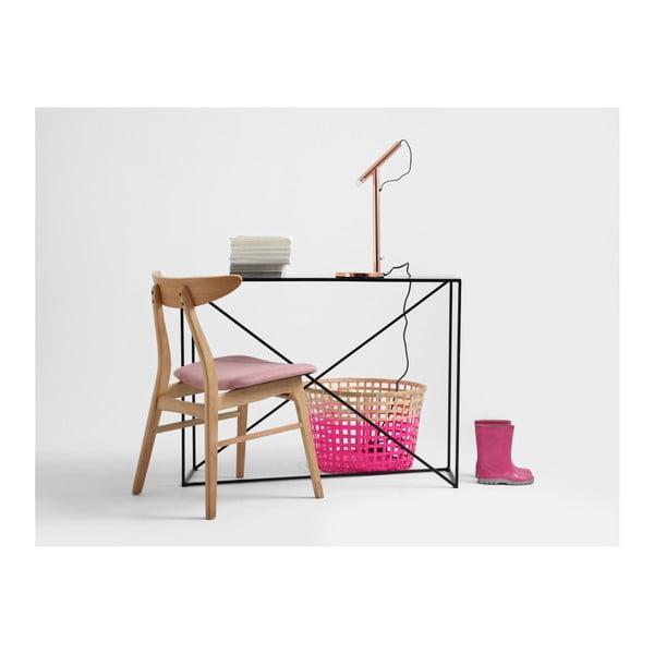 Černý konzolový stolek Custom Form Memo