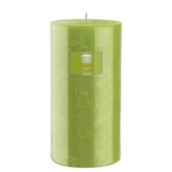 Svíčka 20 cm, limetka, 160 hodin hoření