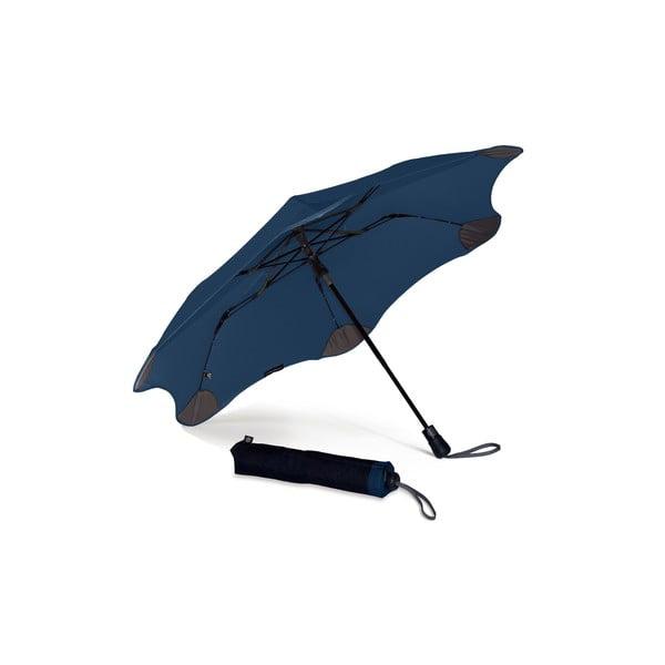 Vysoce odolný deštník Blunt XS_Metro 95 cm, tmavomodrý