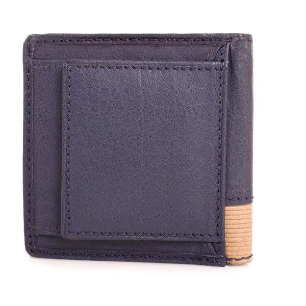 Kožená peněženka Lois Blue, 9,5x9,5 cm
