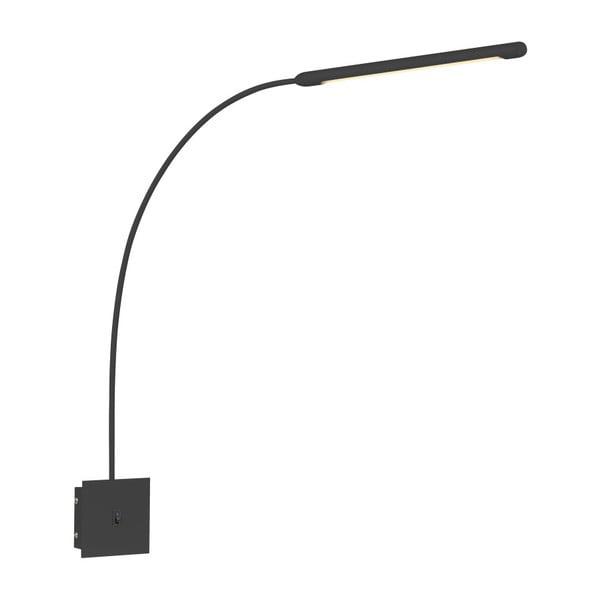 Černé nástěnné svítidlo Markslöjd Antenna 1L