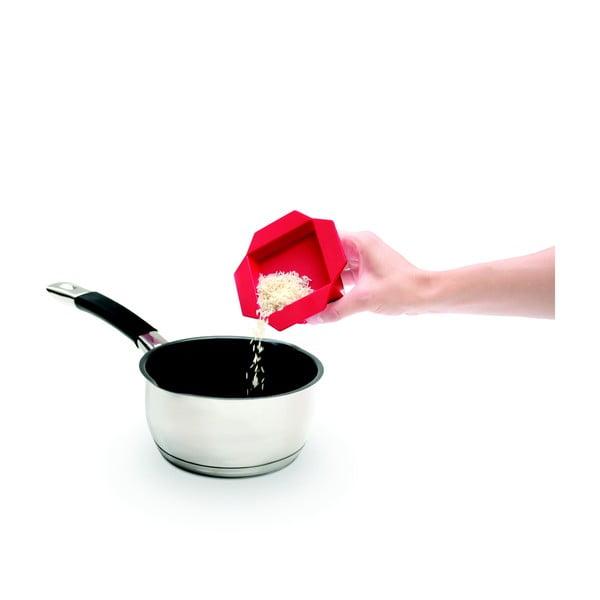 Odměrka na rýži Rice & Easy Red