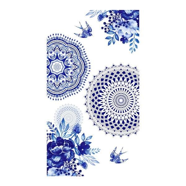 Grande strandtörölköző nyomtatott mintával, 100 x 180 cm - HIP
