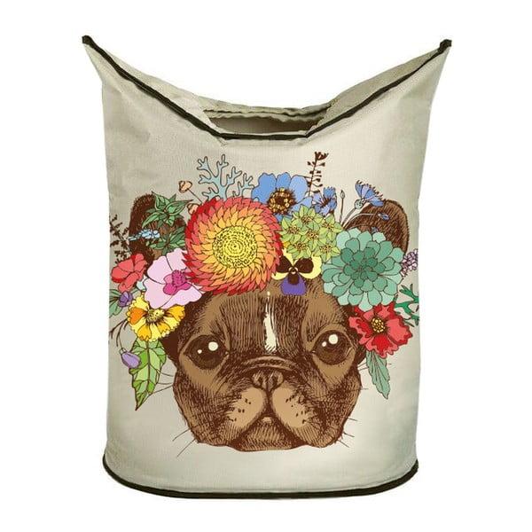 Koš na prádlo Bulldog Beauty