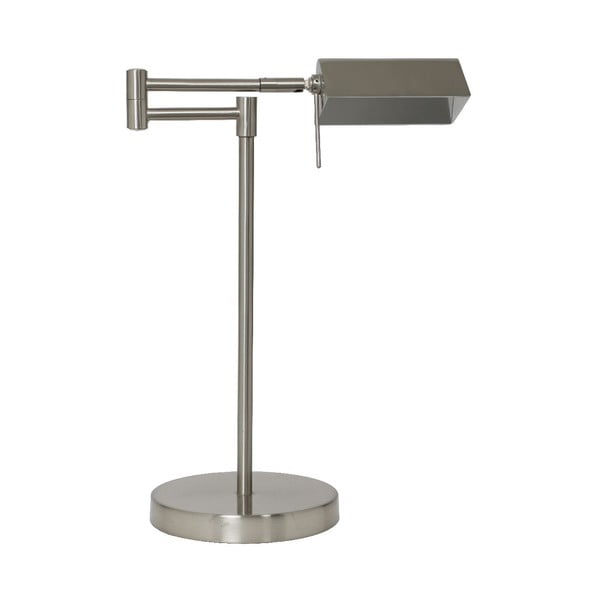 Stolní lampa Madisson Nickel