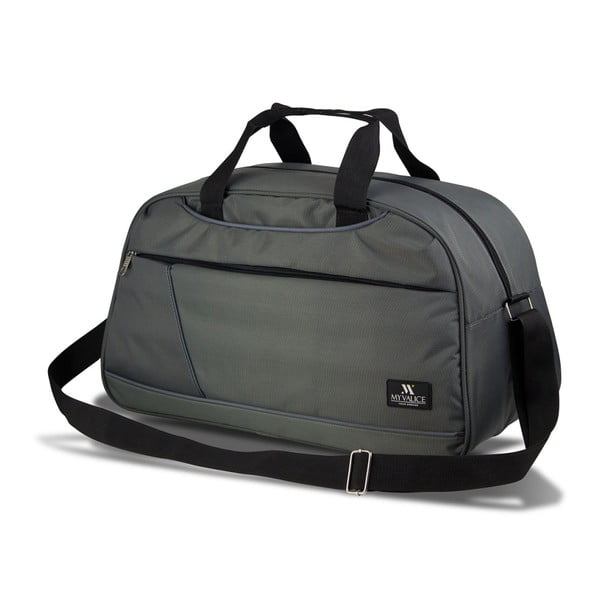 Szara torba sportowa My Valice DEPORTIVO Sports and Travel Bag