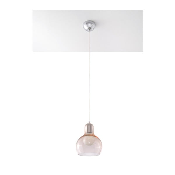 Lustră Nice Lamps Rio Amber