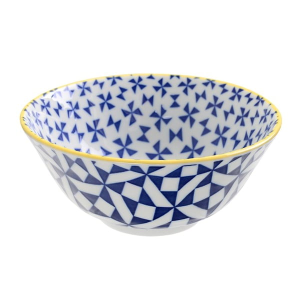 Porcelánová miska Geo Tayo Orient, 15,2x6,7 cm