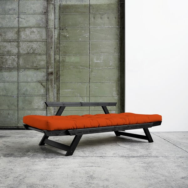 Pohovka Karup Bebop Black/Orange