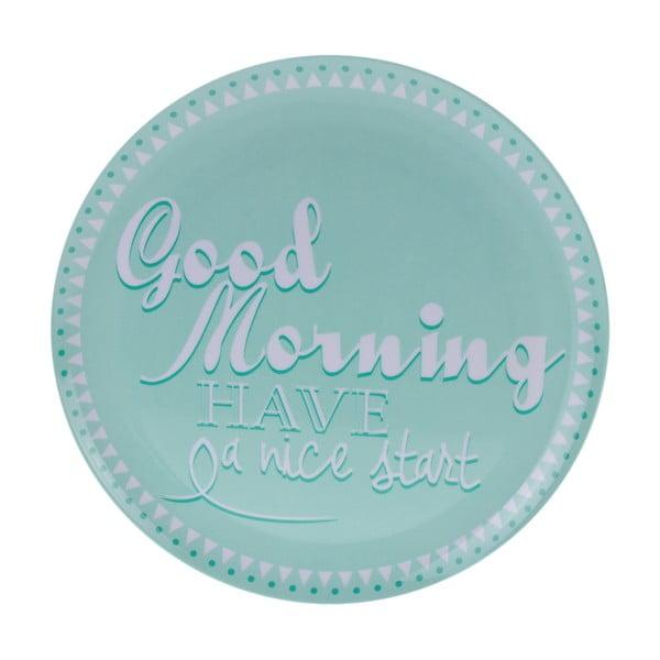 6dílná kempinková sada nádobí Postershop Good Morning