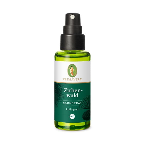 Spray de cameră Primavera Swiss Pine Forest, 50 ml