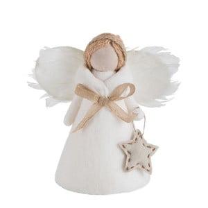 Vánoční soška J-Line Angel
