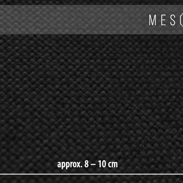 Antracitová podnožka MESONICA Musso