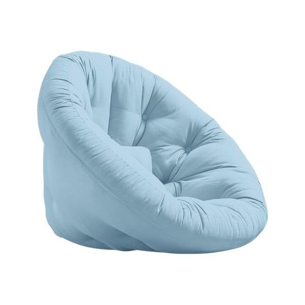 Nido Light Blue kinyitható fotel - Karup Design