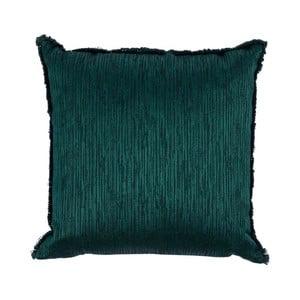 Smaragdově zelený polštář Bella Maison Becky, 35 x 50 cm