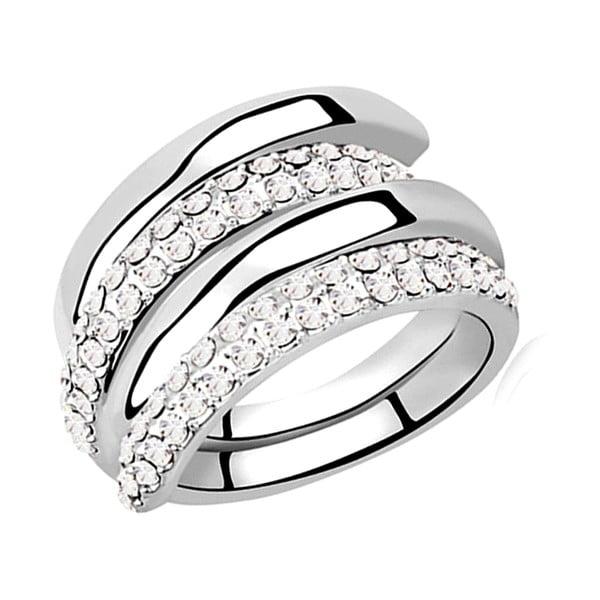 Pierścionek z kryształami Swarovski Elements Crystals Alexandrine