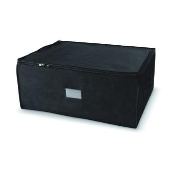Cutie de depozitare cu fermoar Compactor Compress Pack, 210 l, negru imagine