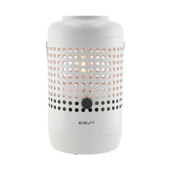 Drop világosszürke gázlámpa, magasság 37 cm - Cosi