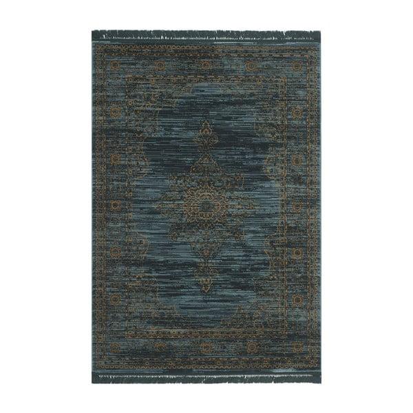 Koberec Gannon 121x182 cm, modrý