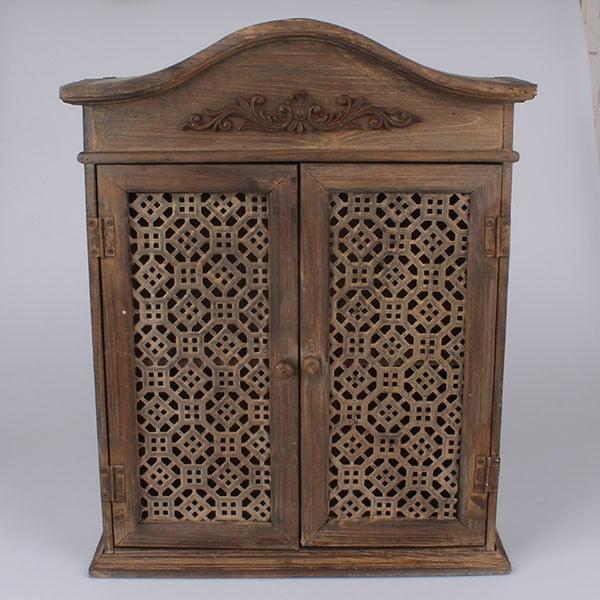 Závěsná skříňka Brown Days, 43x55 cm