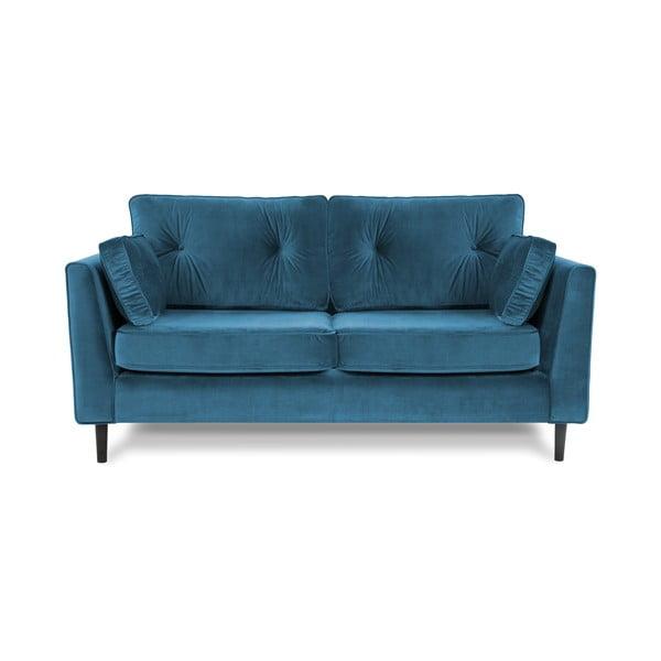 Canapea 3 locuri Vivonita Portobello, albastru