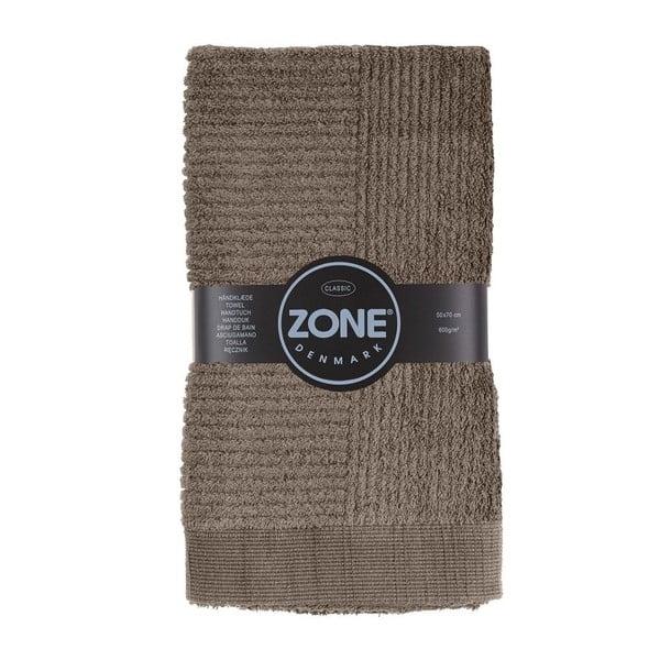 Ručník Zone, 70x50 cm, latte