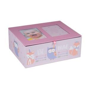 Úložná krabička na pamětní dárky Tri-Coastal Design