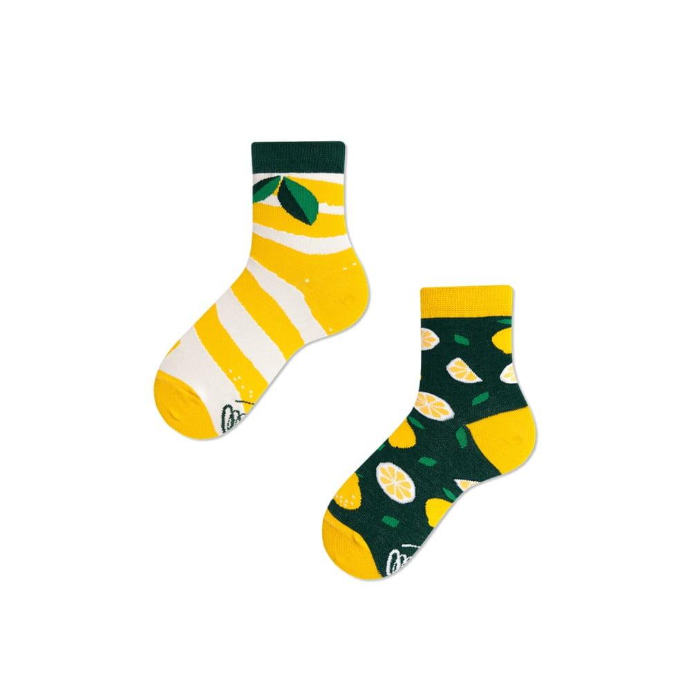 Dětské ponožky Many Mornings The Lemon Kids, vel. 23–26