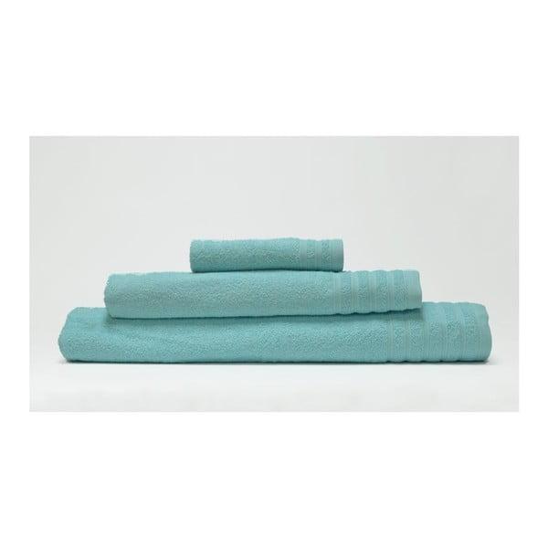 Sada 3 ručníků Flamenco Azul Claro