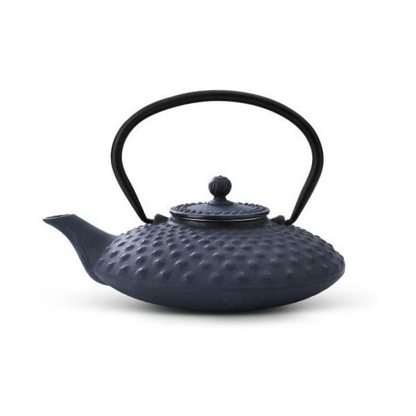 Ceainic Bredemeijer Xilin, 0,8 litri, albastru