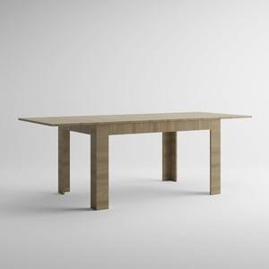 Rozkládací jídelní stůl v dekoru jilmu MobiliFiver Easy, délka140-220cm