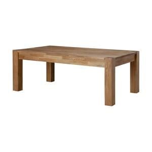 Konferenční stolek s deskou z dubového dřeva Actona Turbo,120x65cm