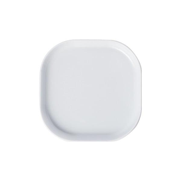 Talíř Firenze 22,5 cm, bílý