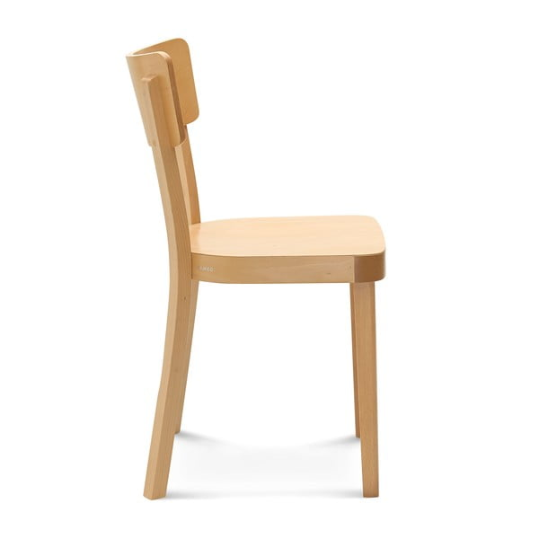 Sada 2 dřevěných židlí Fameg Lone
