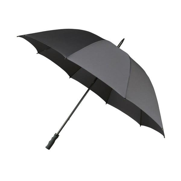 Umbrelă Ambiance Fiberglass, ⌀ 130 cm, gri închis