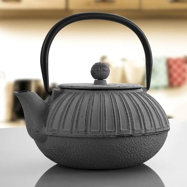 Ceainic de fontă Bona Silver, 850 ml